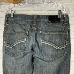 Kasil Jeans - Kasil Jeans Denim Smith Grease Size 30